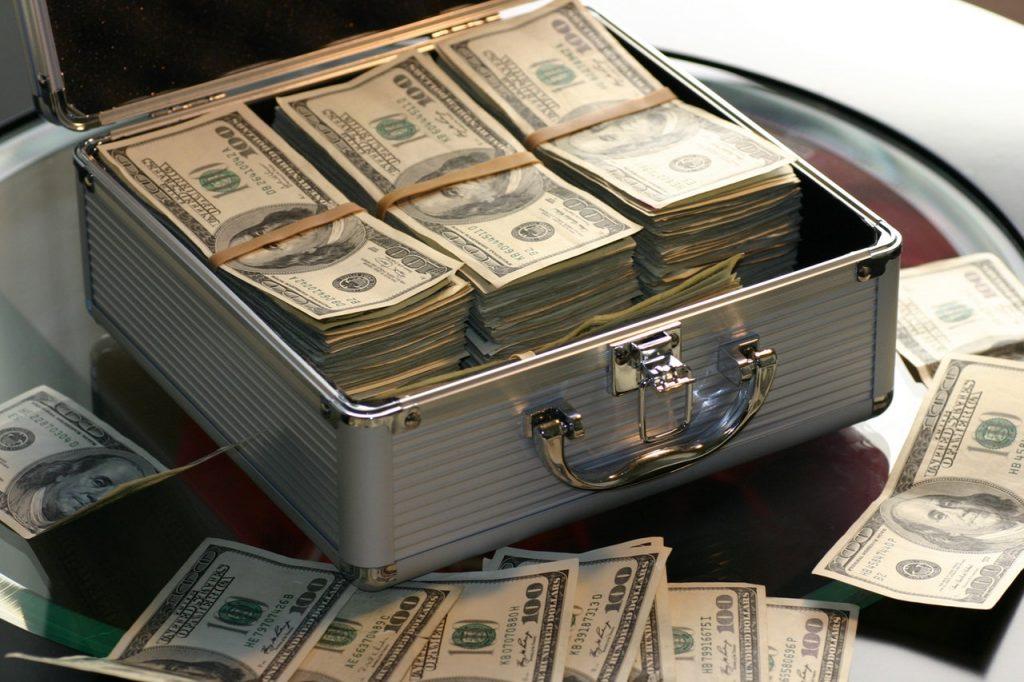 no cash deposits