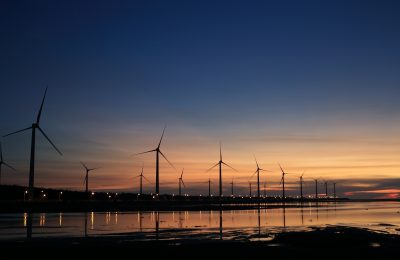 The Booming Wind Energy Industry